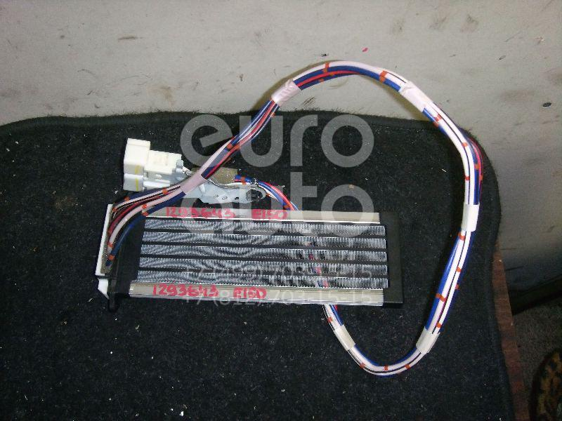 Радиатор отопителя электрический для Toyota Corolla E15 2006-2013;Auris (E15) 2006-2012;Avensis III 2009>;Verso 2009> - Фото №1