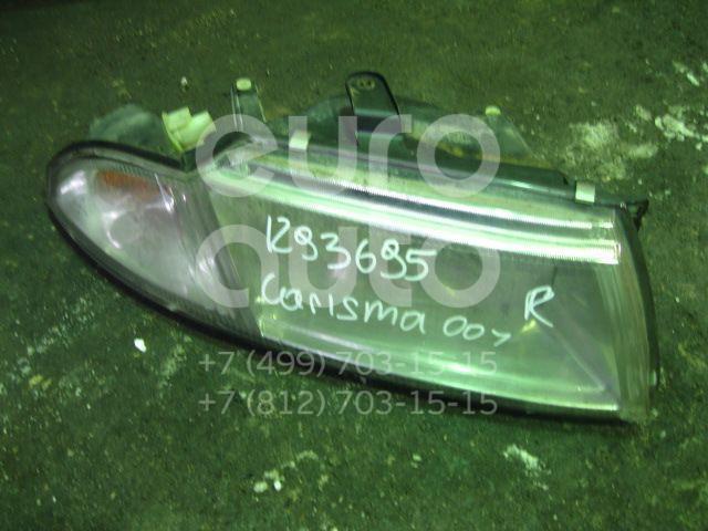 Фара правая для Mitsubishi Carisma (DA) 2000-2003 - Фото №1
