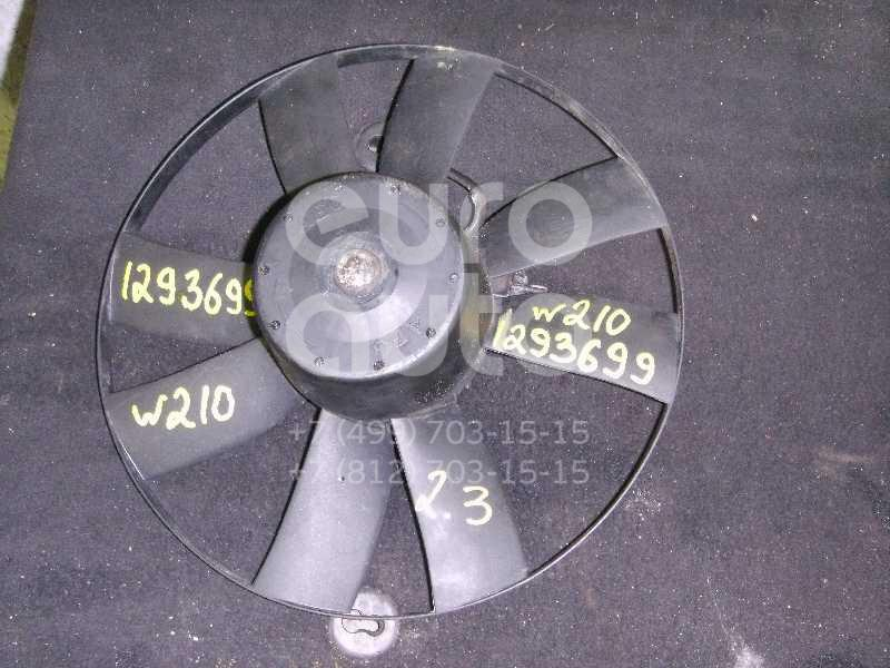 Вентилятор радиатора для Mercedes Benz W210 E-Klasse 1995-2000 - Фото №1