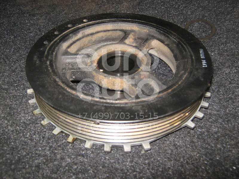 Шкив коленвала для Mazda Mazda 6 (GH) 2007-2012;Mazda 6 (GG) 2002-2007;MX-5 III (NC) 2005-2015 - Фото №1