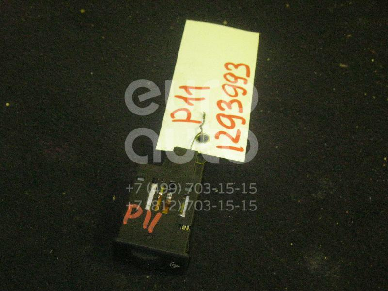 Кнопка освещения панели приборов для Nissan Primera P11E 1996-2002;Primera WP11E 1998-2001;Primera P10E 1990-1996;Terrano II (R20) 1993-2006 - Фото №1