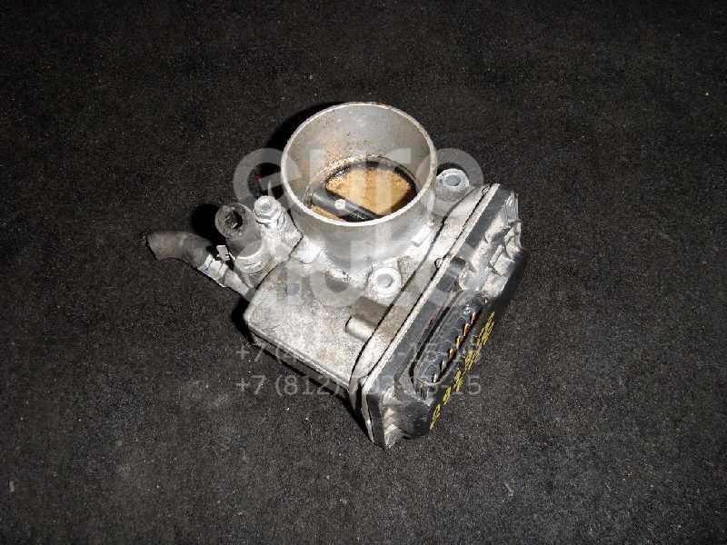 Заслонка дроссельная электрическая для Toyota Corolla E15 2006-2013;Auris (E15) 2006-2012 - Фото №1