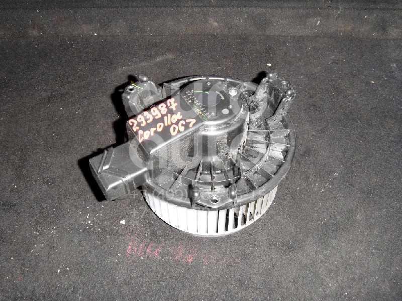 Моторчик отопителя для Toyota Corolla E15 2006-2013 - Фото №1