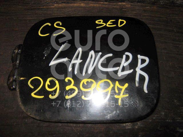 Лючок бензобака для Mitsubishi Lancer (CS/Classic) 2003-2006 - Фото №1