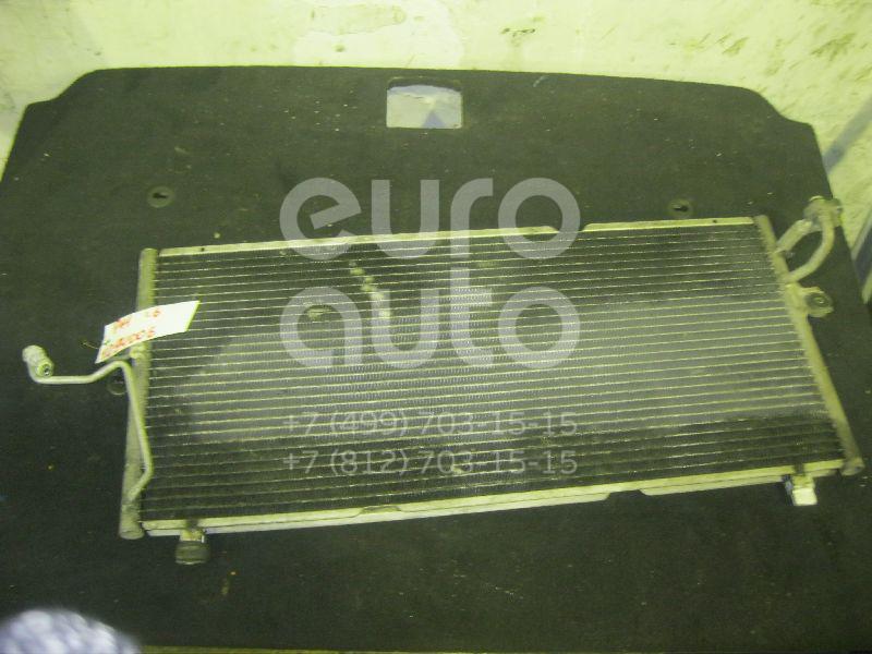 Радиатор кондиционера (конденсер) для Nissan Primera P11E 1996-2002 - Фото №1