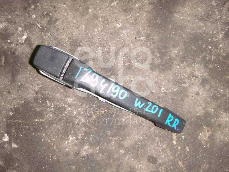 Ручка двери задней наружная для Mercedes Benz W201 1982-1993 - Фото №1