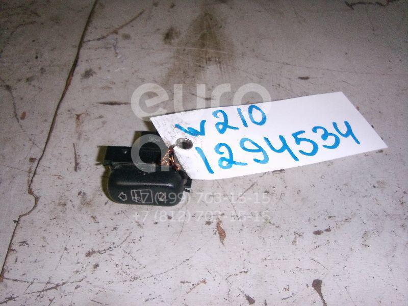 Кнопка стеклоподъемника для Mercedes Benz W210 E-Klasse 1995-2000;W140 1991-1999 - Фото №1