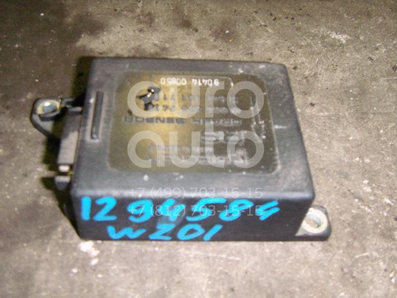 Блок управления AIR BAG для Mercedes Benz W201 1982-1993;W123 1976-1985;W124 1984-1993;W126 1979-1991;R129 SL 1989-2001;W140 1991-1999;W124 E-Klasse 1993-1995 - Фото №1