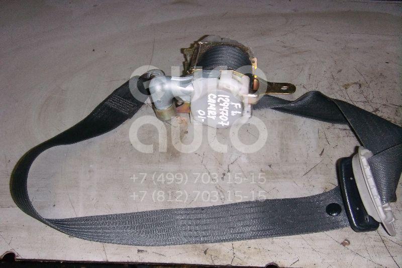 Ремень безопасности с пиропатроном для Toyota Camry CV3 2001-2006 - Фото №1