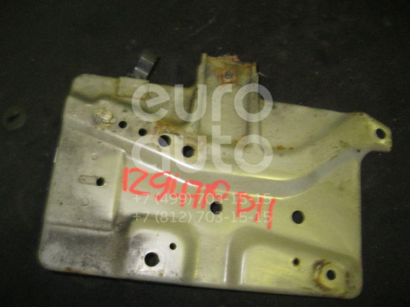 Крепление АКБ (корпус/подставка) для Nissan Primera P11E 1996-2002 - Фото №1