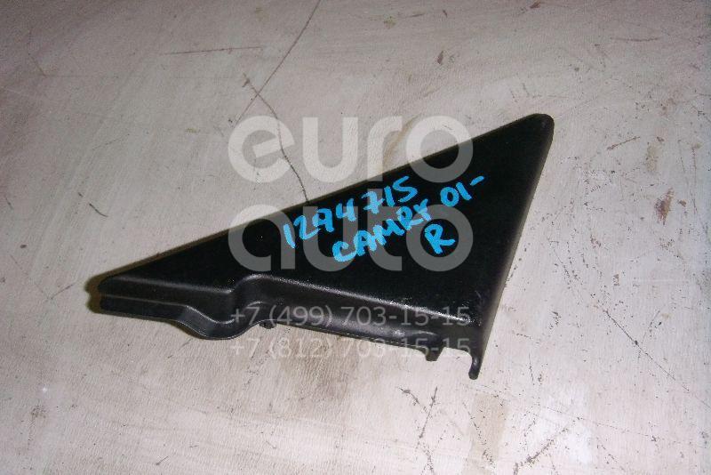 Крышка зеркала внутренняя правая для Toyota Camry XV30 2001-2006 - Фото №1