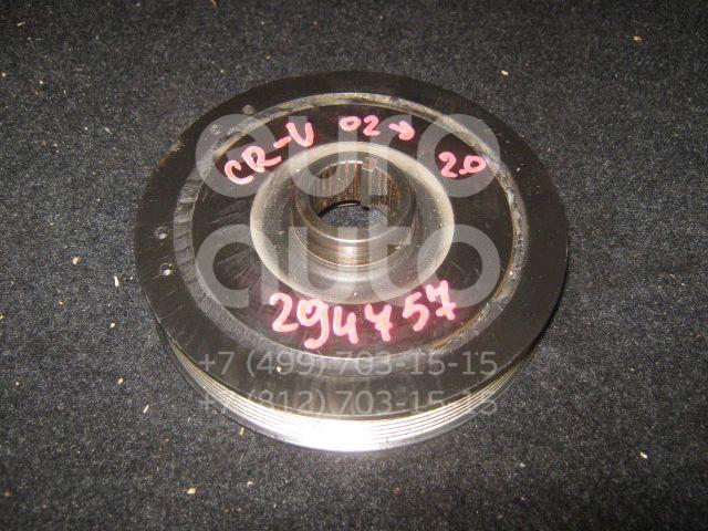Шкив коленвала для Honda CR-V 2002-2006 - Фото №1