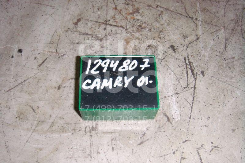 Блок электронный для Toyota Camry CV3 2001-2006 - Фото №1