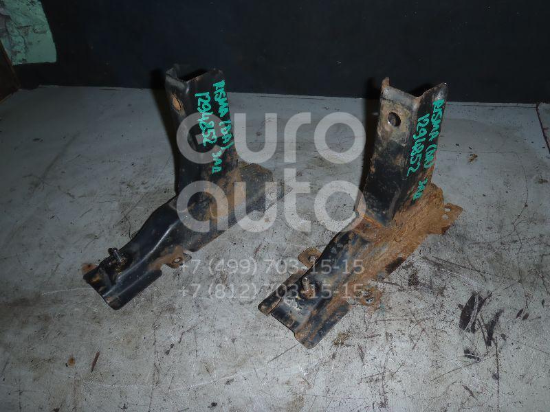 Кронштейн усилителя заднего бампера для Mitsubishi Carisma (DA) 2000-2003 - Фото №1