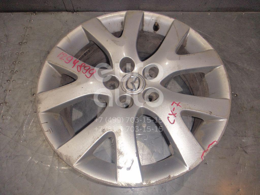 Диск колесный легкосплавный для Mazda CX 7 2007> - Фото №1