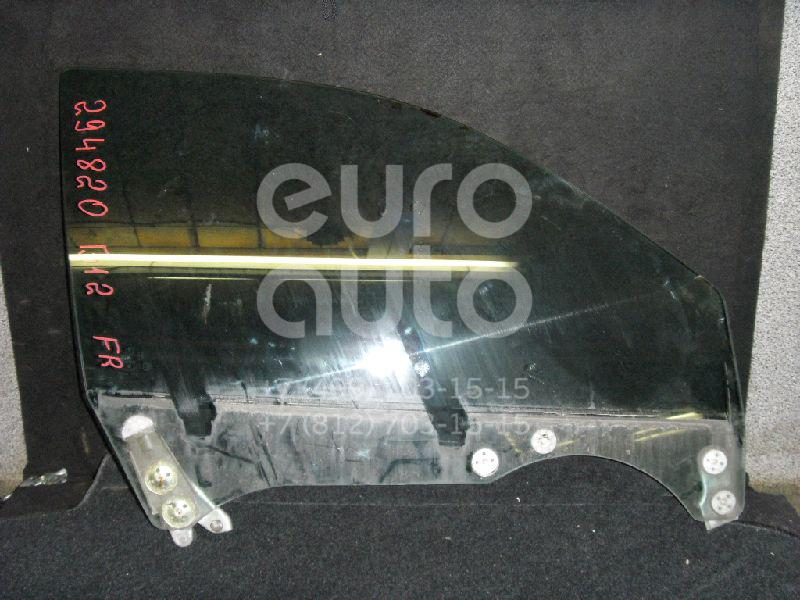 Стекло двери передней правой для Subaru Legacy (B12) 1998-2003;Legacy Outback (B12) 1998-2003 - Фото №1