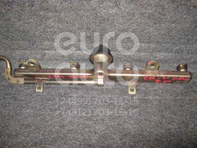 Рейка топливная (рампа) для Honda CR-V 2002-2006 - Фото №1