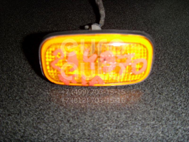Повторитель поворота желтый для Kia Carnival 1999-2005 - Фото №1