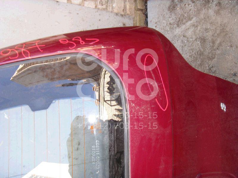 Дверь багажника со стеклом для Kia Carnival 1999-2005 - Фото №1