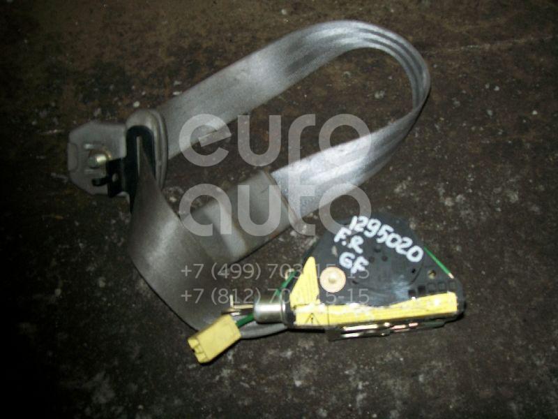 Ремень безопасности с пиропатроном для Mazda 626 (GF) 1997-2002 - Фото №1