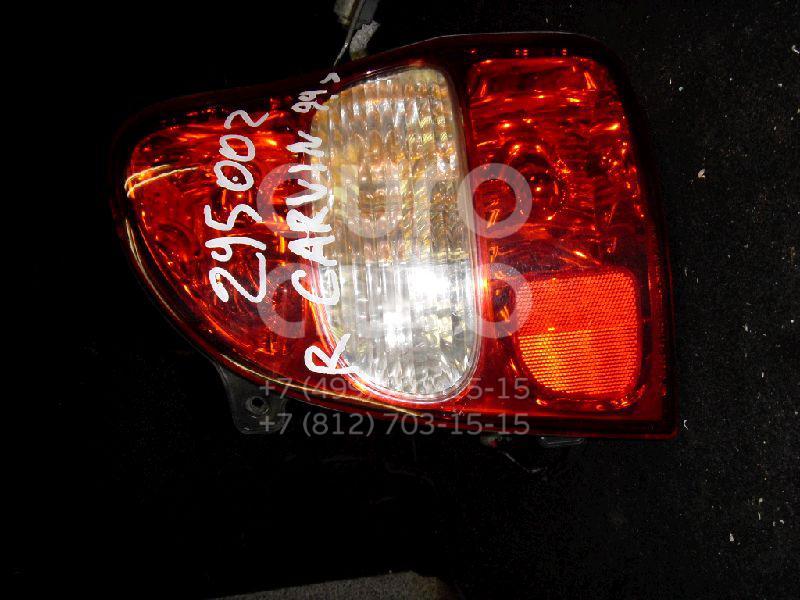Фонарь задний правый для Kia Carnival 1999-2005 - Фото №1