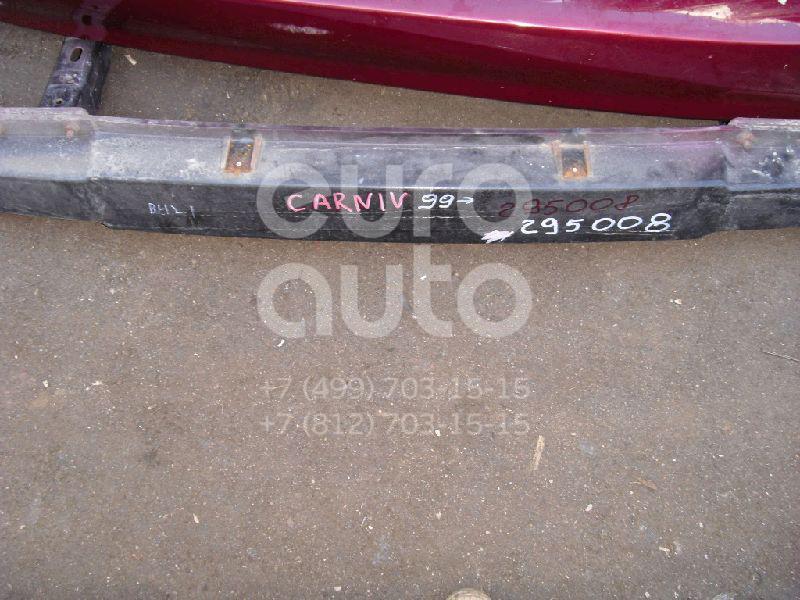 Усилитель заднего бампера для Kia Carnival 1999-2005 - Фото №1