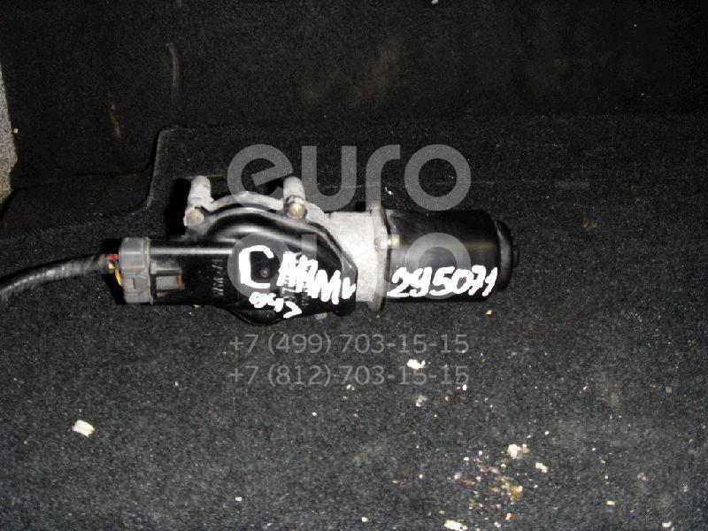 Моторчик стеклоочистителя передний для Kia Carnival 1999-2005 - Фото №1