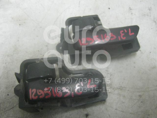 Ручка двери внутренняя левая для Toyota Carina E 1992-1997 - Фото №1