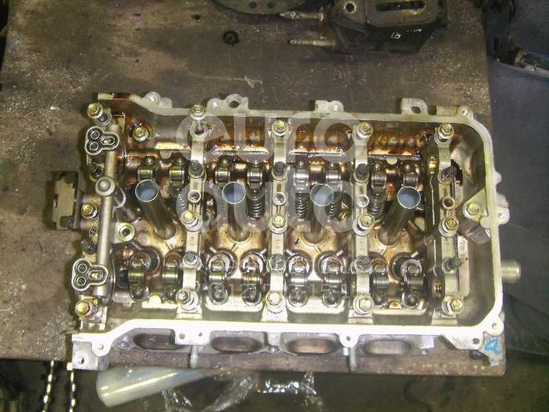Головка блока для Toyota Corolla E15 2006-2013 - Фото №1