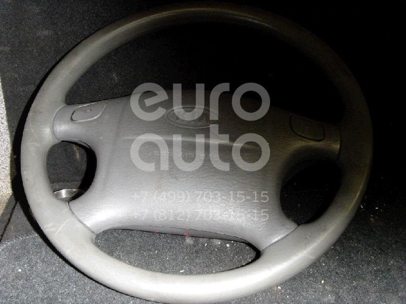Рулевое колесо с AIR BAG для Kia Carnival 1999-2005 - Фото №1
