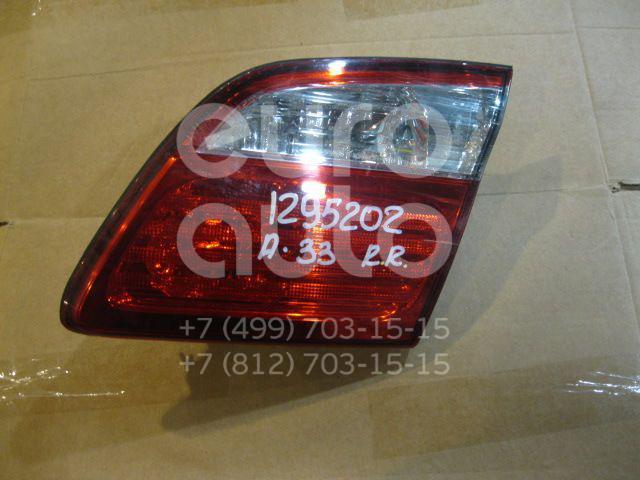 Фонарь задний внутренний правый для Nissan Maxima (CA33) 2000-2006 - Фото №1