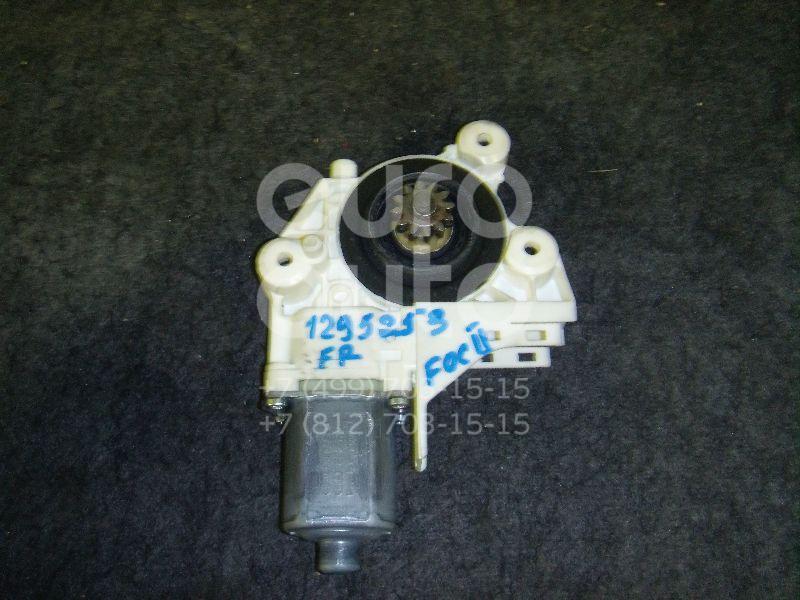 Моторчик стеклоподъемника для Ford Focus II 2005-2008 - Фото №1