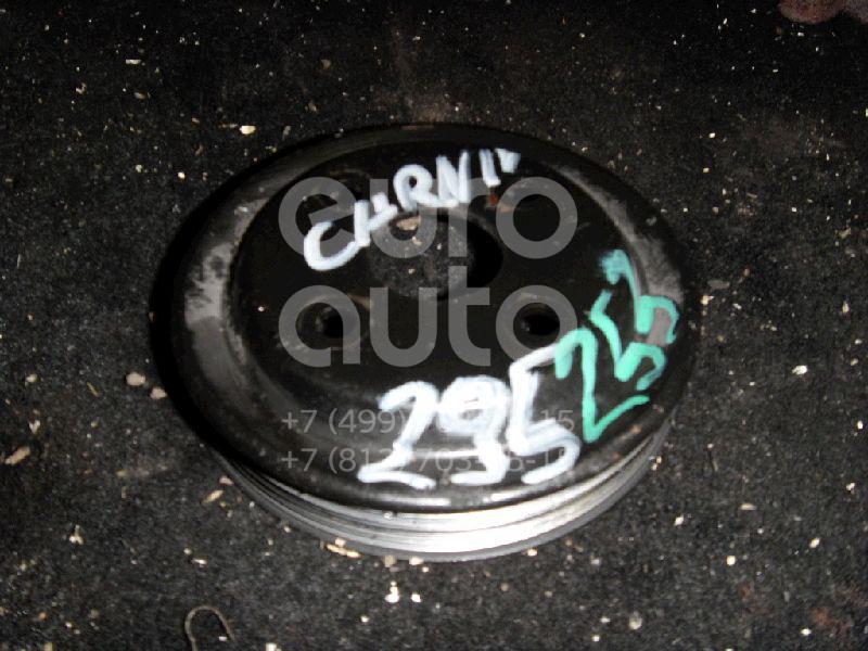 Шкив водяного насоса (помпы) для Kia Carnival 1999-2005 - Фото №1