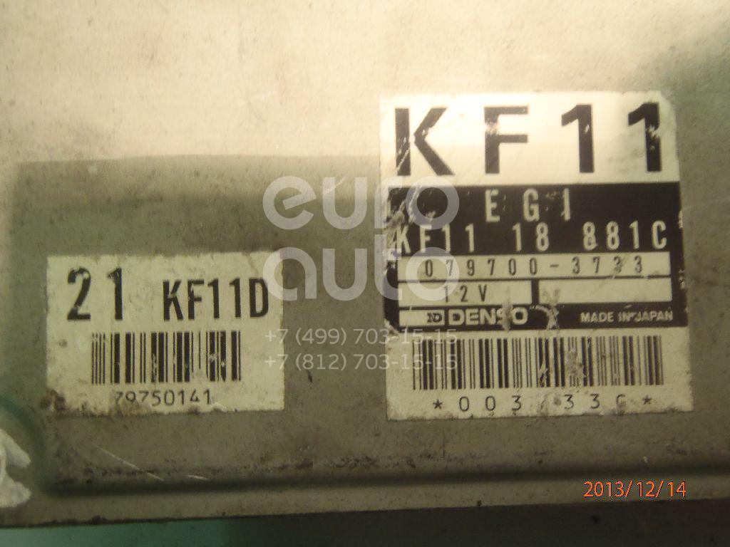 Блок управления двигателем для Mazda Xedos-6 1992-1999 - Фото №1