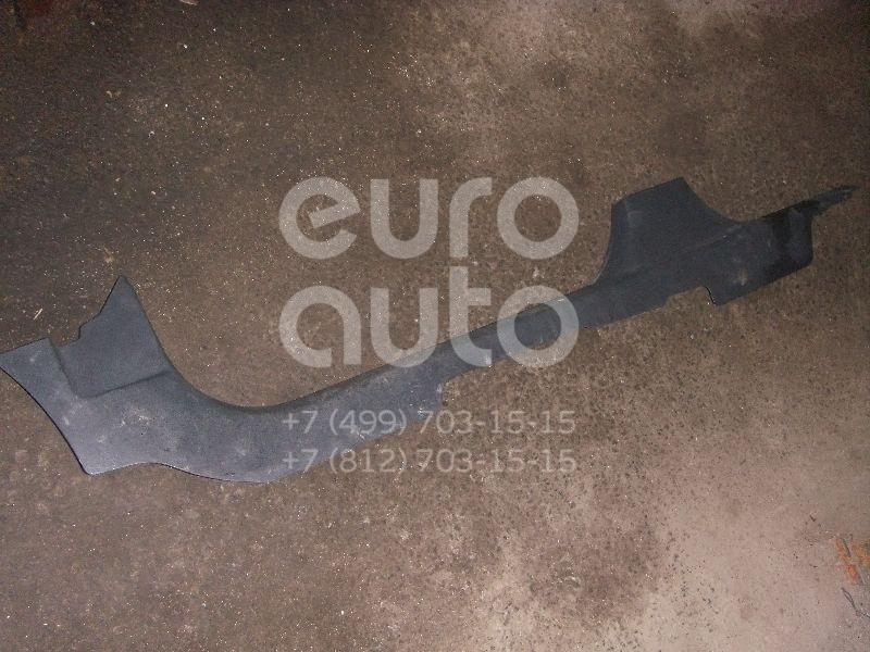 Накладка порога (внутренняя) для Opel Astra H / Family 2004> - Фото №1