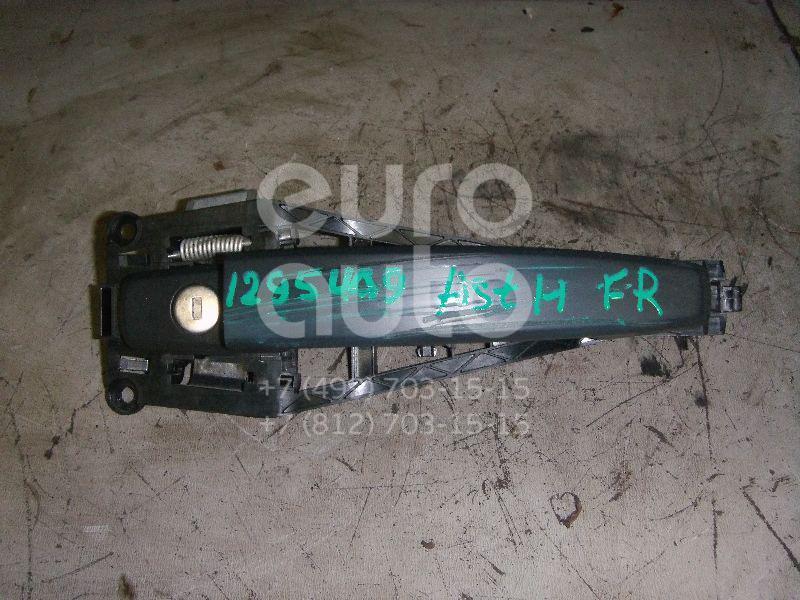 Ручка двери наружная для Opel Astra H / Family 2004-2015;Zafira B 2005-2012 - Фото №1