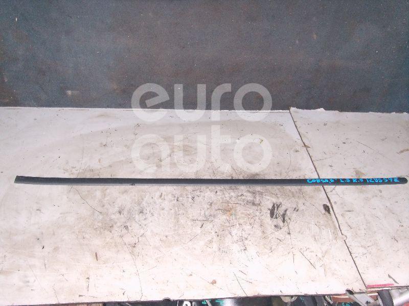 Молдинг задней левой двери для Opel Corsa B 1993-2000 - Фото №1