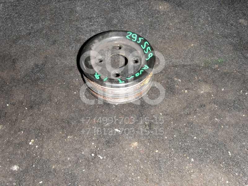 Шкив водяного насоса (помпы) для Toyota Avensis I 1997-2003;Celica (T18#) 1989-1993;Corolla E90 1987-1993;Carina E 1992-1997;Corolla E10 1992-1997;Corolla E80 1983-1987;Celica (T20#) 1993-1999 - Фото №1