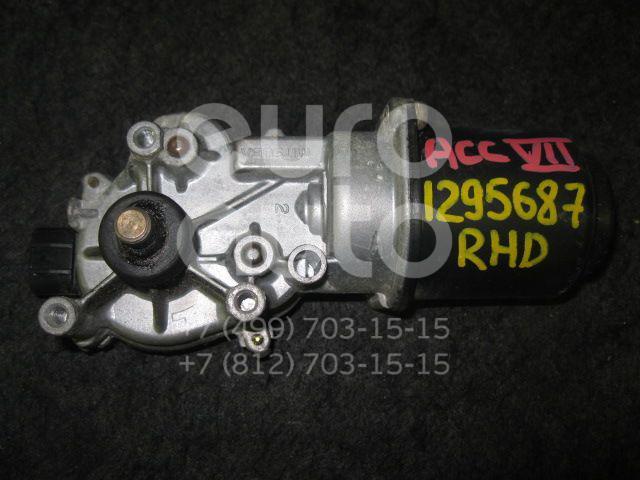 Моторчик стеклоочистителя передний для Honda Accord VII 2003-2007 - Фото №1