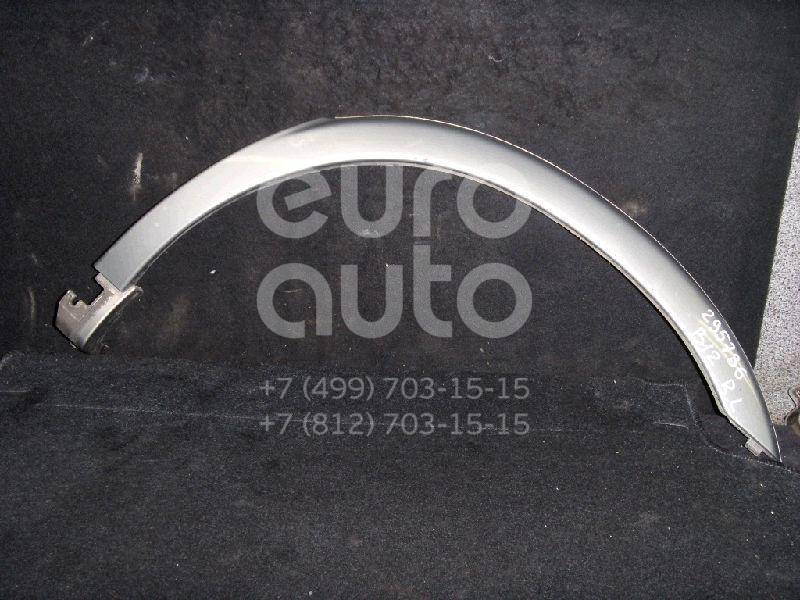 Накладка заднего крыла левого для Subaru Legacy Outback (B12) 1998-2003 - Фото №1