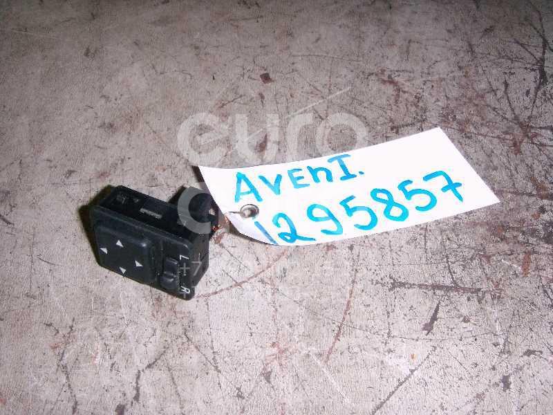 Переключатель регулировки зеркала для Toyota Avensis I 1997-2003 - Фото №1