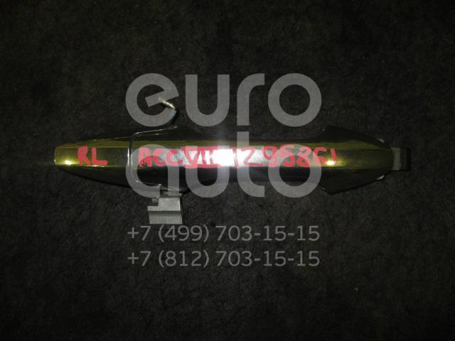 Ручка двери задней наружная левая для Honda Accord VII 2003-2008 - Фото №1