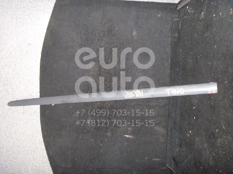 Молдинг передней правой двери для Nissan Almera Tino 2000-2006 - Фото №1