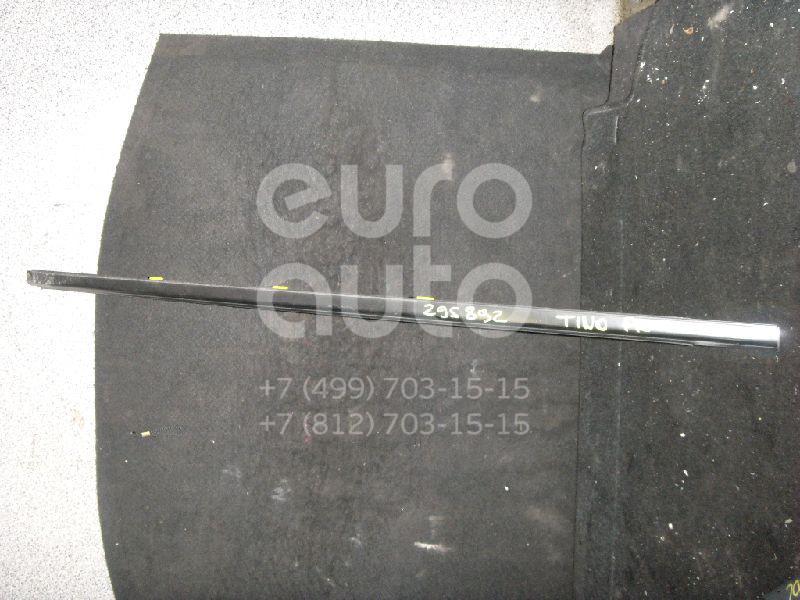 Накладка стекла переднего правого для Nissan Almera Tino 2000> - Фото №1