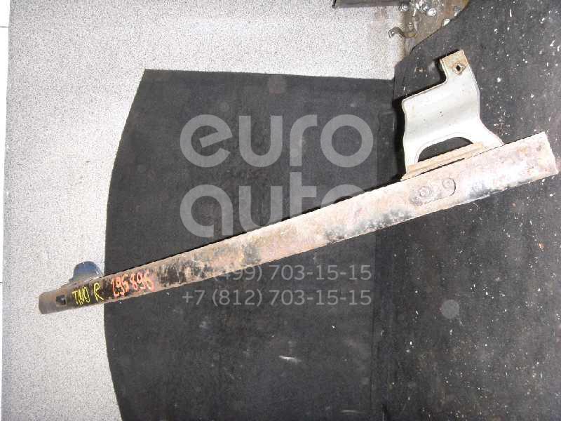 Усилитель заднего бампера для Nissan Almera Tino 2000-2006 - Фото №1