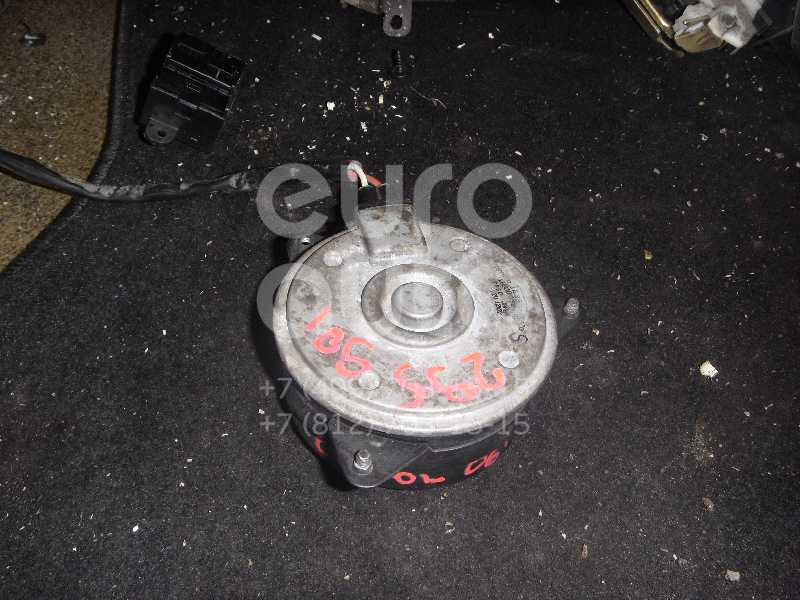 Моторчик вентилятора для Toyota Corolla E15 2006-2013 - Фото №1