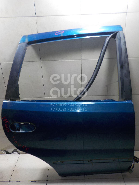 Дверь задняя правая для Nissan Almera Tino 2000-2006 - Фото №1