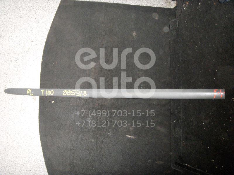 Молдинг передней левой двери для Nissan Almera Tino 2000-2006 - Фото №1
