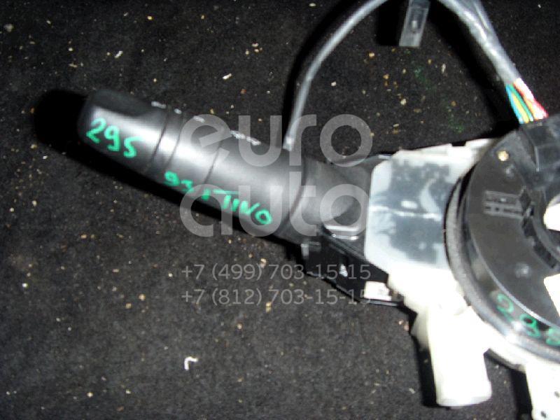 Переключатель поворотов подрулевой для Nissan Almera Tino 2000-2006 - Фото №1