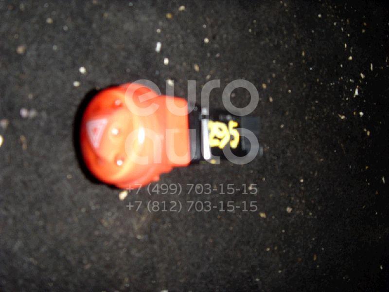Кнопка аварийной сигнализации для Nissan Almera Tino 2000-2006 - Фото №1